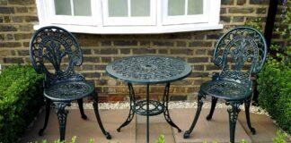tavolo per esterno